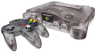 gadget tahun 90-an nintendo64